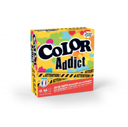 Jeux de cartes  Color Addict