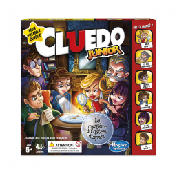 HASBRO A1703563 Cluedo Junior