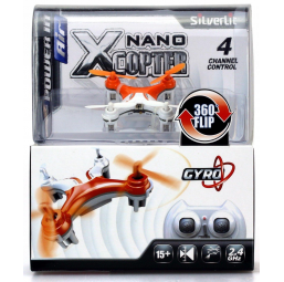Nanoxcopter -  -Circuits, véhicules