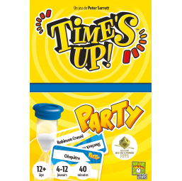 Time's Up Party 1 - Asmodee -Jeux d'action et de société
