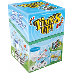 Asmodee A1605246 Time's Up Kids