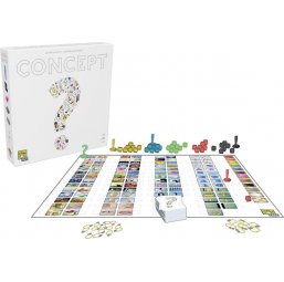 Asmodee A1503656 Concept