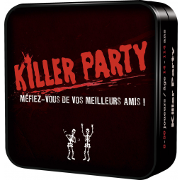 Asmodee A1605568 Killer Party
