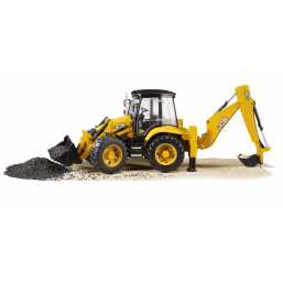 Bruder A1505010 Tractopelle JCB 5CX