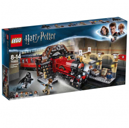 Le Poudlard Express - Harry Potter - Lego -Jeux de construction