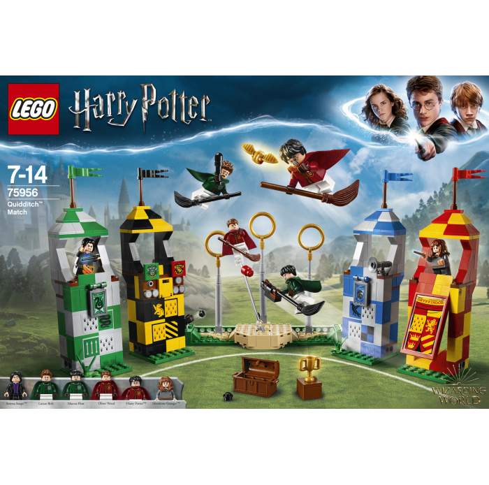 Lego A1804356 Le match de Quidditch™ - LEGO® Harry Potter™ - 75956