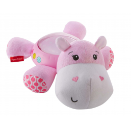 MATTEL A1804476 Hippo rose douce nuit