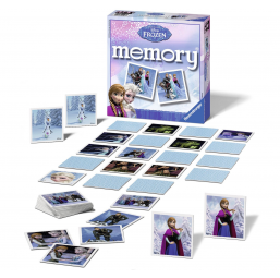 Grand memory La Reine des Neiges - Ravensburger -Jeux d'association