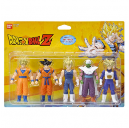 A1803077 5 figurines Dragon Ball Z