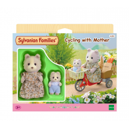 Bicyclette adulte Sylvanian -  -Figurines, environnements