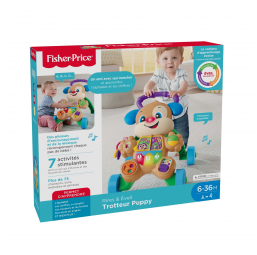 MATTEL A1804967 Trotteur Puppy Fisher Price
