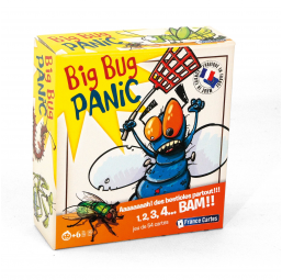 Jeux de cartes  Big bug panic