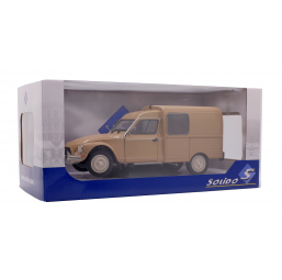 Citroën Acadiane - Beige Colorado -1984 -  -Circuits, véhicules