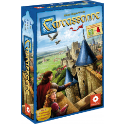 Asmodee A1404687 Carcassonne