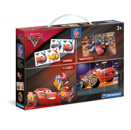 Cars 3 - mini edukit -  -Jeux d'association