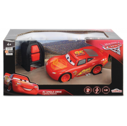 SMOBY A1701781 Cars 3 - Radiocommandé 1/32 flash mc queen