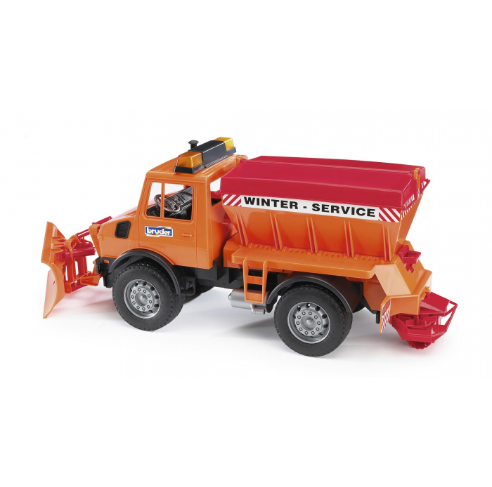 Bruder A0400238 Camion chasse neige