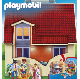 PLAYMOBIL A1302368 Maison transportable