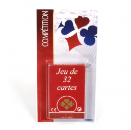 A1601186 32 cartes competition
