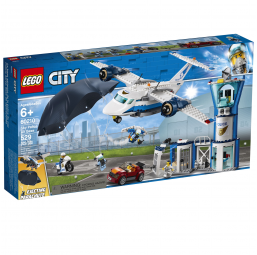 Lego A1902022 Base aerienne police City