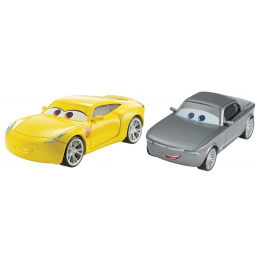 CARS CLIPSTRIP - MATTEL -Figurines, environnements