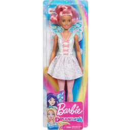 MATTEL A1901592 Barbie fee Dreamtopia blonde