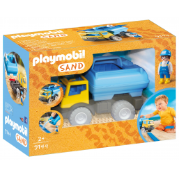 PLAYMOBIL A1901739 Camion citerne