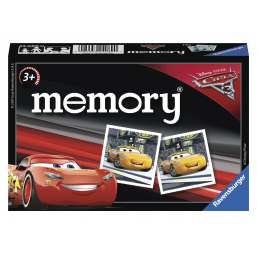 Ravensburger A1702595 Mini memory Cars 3