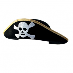 A1802736 Chapeau de pirate en mousse rigide