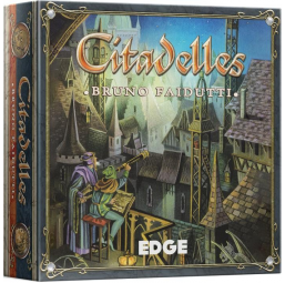 Asmodee A1605122 Citadelles nouvelle version