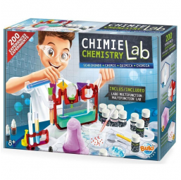 Chimie lab - Buki -Les sciences
