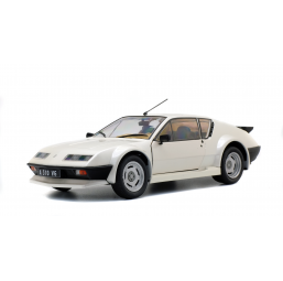 Alpine A310 pack GT - Blanc nacre - 1983 -  -Circuits, véhicules
