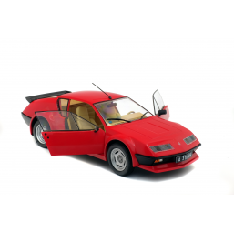 Alpine A310 Pack GT - Rouge Tolede - 1983 -  -Circuits, véhicules