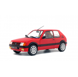 Peugeot 205 GTI rouge MK1 A1901276 Véhicules