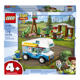 Lego A1901990 Camping car Toy Story