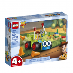 Lego A1901988 Woody et RC Toy Story