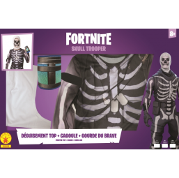 A1903955 Déguisement Skull Trooper Fortnite taille xl