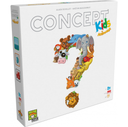 Asmodee A1903853 Concept kids