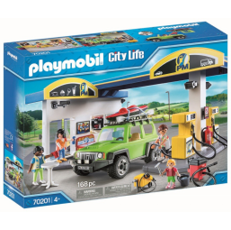 PLAYMOBIL A1903835 Station service