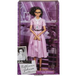 MATTEL A1903765 Barbie kath Johnson coll