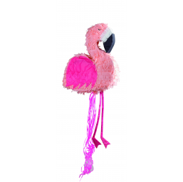 Pinatas flamant rose -  -Spectacle et magie