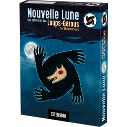 Asmodee A1903524 Loups Garous nouvelle lune