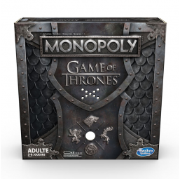 HASBRO A1903486 Monopoly Game of Thrones