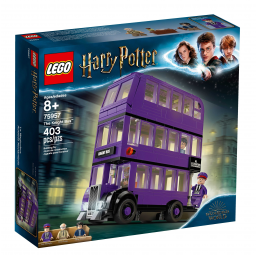 Bus Harry Potter - Lego -Jeux de construction