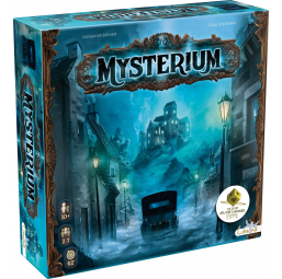 Asmodee A1704769 Mysterium