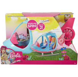 MATTEL A1903434 Barbie helicoptere