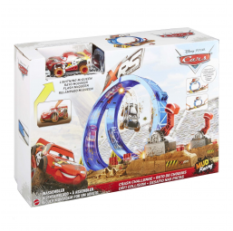 MATTEL A1903419 Cars XRS ultime challenge