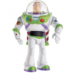 MATTEL A1903300 Buzz eclair super action Toy Story 4