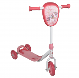 Tricycle, draisienne, trottinette  Trottinette 3 roues easy girl licorne