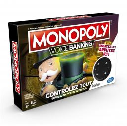 HASBRO A1902708 Monopoly voice banking